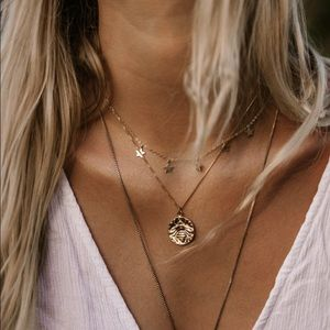 """Jewelry - """"BEE the change"""" necklace"""
